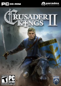 Cover illustration of Crusader Kings II